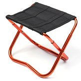 Price comparison product image Tenting Collapsible Chairwoman - Outdoor Portable Aluminum Folding Chair Camping Picnic Stool Seat - Electric President Bivouacking Collapsable Chairman Professorship Encampment - 1PCs