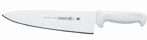 Mundial W5610-10 10-Inch Cook's Knife, White (Cooks Knife Nsf)