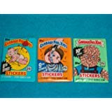 Garbage Pail Kids Combo Set of 3 Packs **Series 8,9 & 10th**