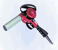 - Heat Gun 15 Amps Adjustable Air Intake VT 750-1100 Degrees Mica Heat Element