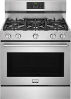 Frigidaire FGGF3685TS 36″ Gallery Series Freestanding Gas Range with 5 Sealed Burners in Stainless Steel