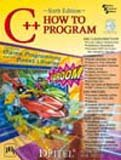 img - for C++ How To Program (6th Edition) book / textbook / text book