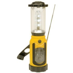 Wind N Go Portable Lantern/Radio