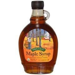 Grade A Amber Organic Maple Syrup (12-12 oz bottles) Grade A Amber Organic Maple Syrup