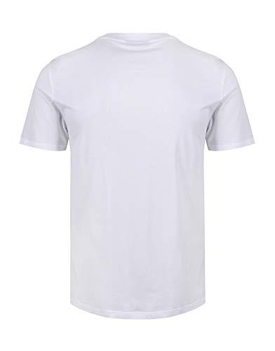 Calvin White Perfect Uomo Klein shirt T pwxqAFprX