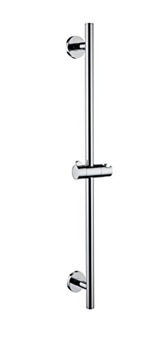 Kelica All Brass Hand Shower Slide Bar Chrome Brass Shower Slide Bar