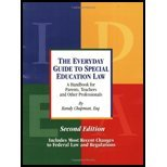 Read Online Everyday Guide to Special Education Law (2nd, 08) by Chapman, Randy - Esq [Paperback (2008)] pdf epub