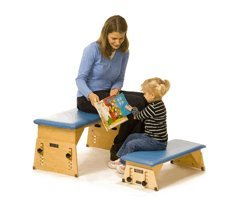 Tilting Therapy Bench Size: Small