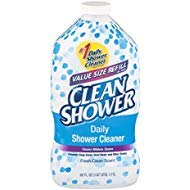 Scrub Free Clean Daily Shower Cleaner Refill, 60 Fl Oz (1) (Daily Shower Refill Cleaner)