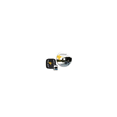 Humminbird LakeMaster AutoChart PC Pro Software with Zero Line SD Card
