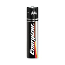 Energizer Alkaline Batteries, AAA, 144/CT by Energizer