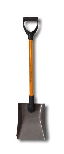 NUPLA NC-SP14DPY Power Pylon Square Point Shovel with Hea...