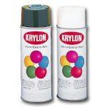 Krylon Interior / Exterior Enamel Paint, Regal Blue, High Gloss Finish, 12 oz.