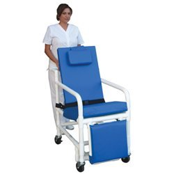 Green Series 350 Forest - MJM International 521-SL Geriatric Chair, 350 oz Capacity, 45