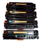 Compatible Canon 118 Toner Cartridges Combo – 4pk (BCMY) for MF8350cdn, Office Central