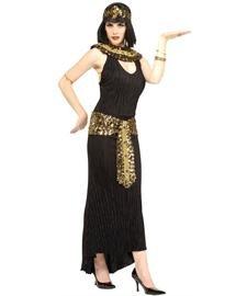 Cleopatra Costume Elizabeth Taylor (Secret Wishes Women's Adult Cleopatra Costume, Multicolor, Medium)