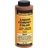 Quikrete: Buff Liquid Cement Color 1317-02 -2Pk