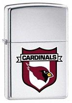 Zippo Cardinals- High Polish Chrome #20801