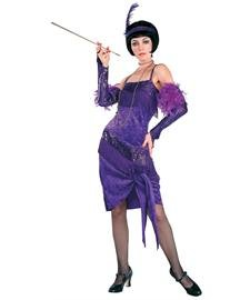 Rubie's Costume Co. Women's Fabulous Flapper Costume, As Shown, Standard (Fabulous Flapper Costume)