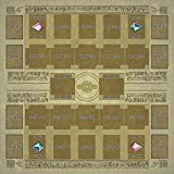 - TOY-GTO Yu-gi-oh Card Rubber Play Mat Egypt Mural Style Type (for Competition) 60 × 60 cm Size 2mm Link Summon Correspondence Extra Monster Zone