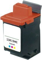 - CompAndSave Replacement for Lexmark 13619HC Color Ink Cartridge