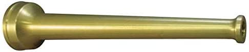 Industrial Fire Hose Nozzle, 3/4 In. (Pack of 5)