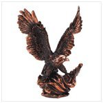 Majestic Eagle Figurine