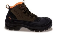 7326NKK 45 BETA SIZE 10.5/45 NUBUCK ANKLE SHOE WATERPROOF EN20345 S3 HRO SRA