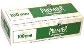 Premier Cigarette Tubes Menthol 100's - 50 Box Case