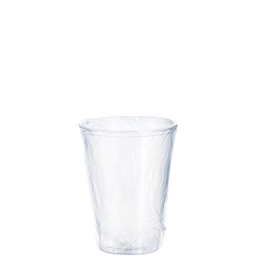 (Dart TP10DW Indiv Wrapped - 10 oz Ultra Clear PET Plastic Cup (Case of 500))