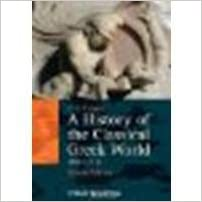Book A History of the Classical Greek World: 478 - 323 BC by Rhodes, P. J. [Wiley-Blackwell, 2010] 2nd Edition (Paperback)