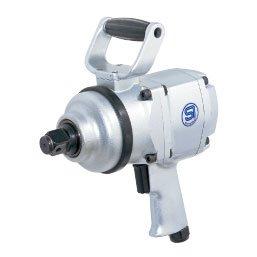 信濃機販 インパクトレンチ SI-1760Tツインハンマー式最大トルク:1470Nm 差込角25.4mm B01DTZNC0C