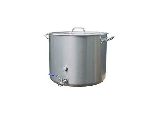 Modified Brewing Kettle - Heavy Duty (60 Quart/15 Gallon) [並行輸入品]   B07PPRDZFD