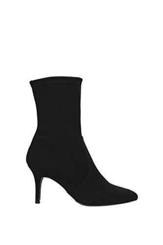EU Noir Cling Femme Weitzman CLINGXL2327 Tissu Stuart Bottines q4aFzx7