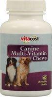 NSI Canine Multi-Vitamin Chews — 60 Chewables, My Pet Supplies