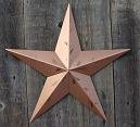 Copper Barn Star Wall - 3