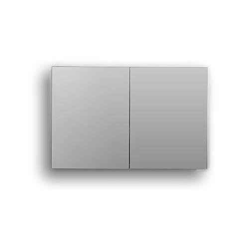 AQUADOM Royale, 48in x 30in x 5in, Medicine Cabinet (Medicine Cabinets With Mirrors 48 Inches Wide)