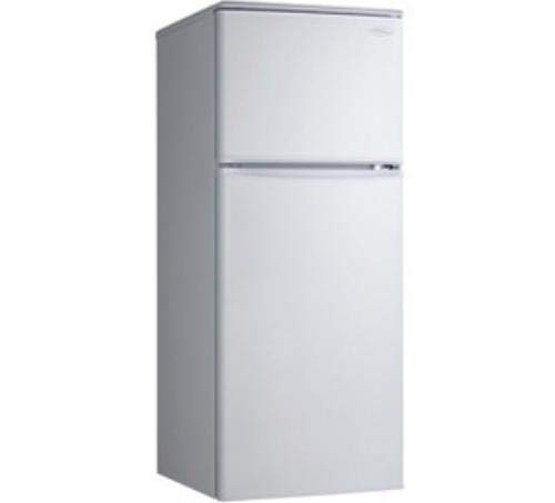 Frost Free Electronic Thermostat 12.3 cu ft Refrigerator, White