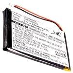 Replacement battery for Garmin Nuvi 300, Nuvi 300T, Nuvi 310, Nuvi 310D,...