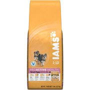 Iams ProActive Health Smart Puppy Small & Toy Breed Dog Food, 5 lb(Pack Of 4)