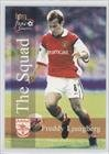 Fredrik Ljungberg (Trading Card) 2000 Fans Selection - Arsenal [Base] #124