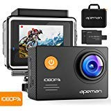 APEMAN Action Camera WiFi 14MP 1080P FHD Sports Camera 2.0 inch LCD Display - Best Reviews Guide