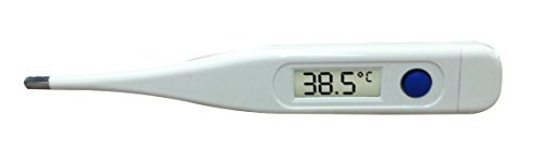 Digitales Fieberthermometer mit flexibler Spitze