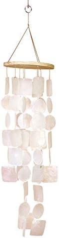 Campanas de Viento Artesanal (blanco)