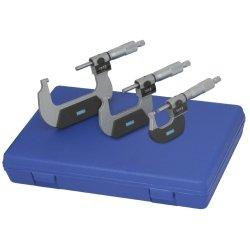 "0-3"""" Digital Counter Outside Micrometer Set Tools Equipm..."