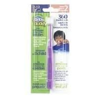 Baby Buddy 360 Toothbrush Step 2, Purple 1 ea