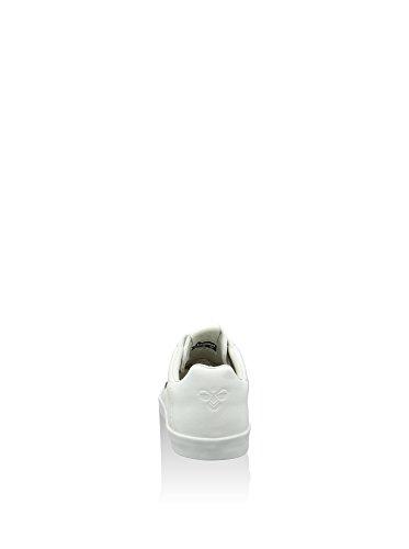 Hommes Court Mode Black Weiß Baskets Basses Leater Hummel Cross XqxFpaX4