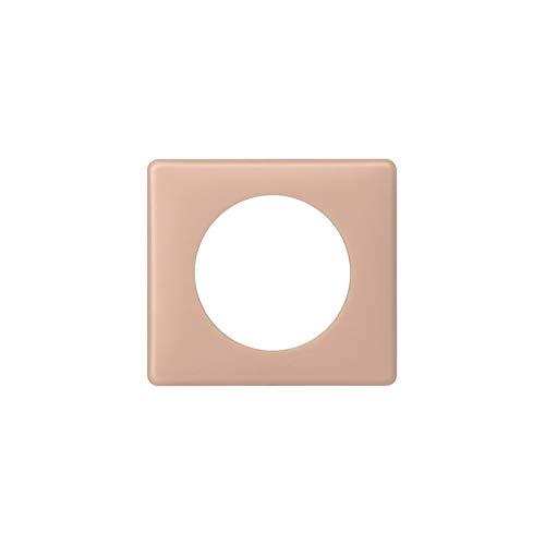 1 poste vieux rose legrand 066761 plaque c/éliane