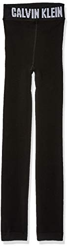 - Calvin Klein Women's Modern Cotton Logo Legging, black, Medium