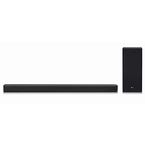LG SL6Y 3.1 Channel High Resolution Audio Sound Bar w/DTS Virtual:X ()